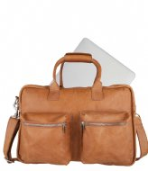 Cowboysbag The College Bag 15.6 inch tobacco