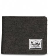 Herschel Supply Co. Roy Wallet RFID Black Crosshatch